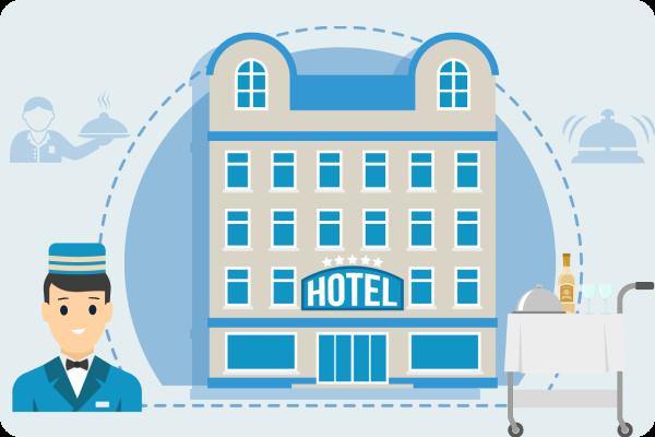 HOTELES, HOSPEDAJE