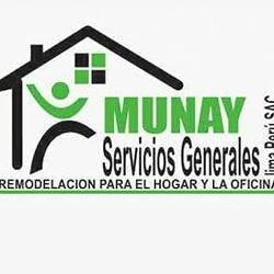 Servicios Generales Munay, Servicos generales