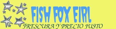 FISH FOX EIRL, PESCA,EXPLOTACION CRIADEROS DE PECES Y GRANJAS PISCIC., ACTV. DE SERV. PESQUEROS, ZORRITOS, PESCADOS Y MARISCOS