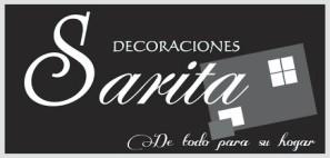Decoraciones Sarita, cortinas,decoraciones,muebles,alfombras,persianas,estores,forros de muebles,fundas,tapizados