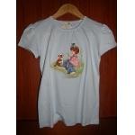 T-shirt Pima Cotton embroidered